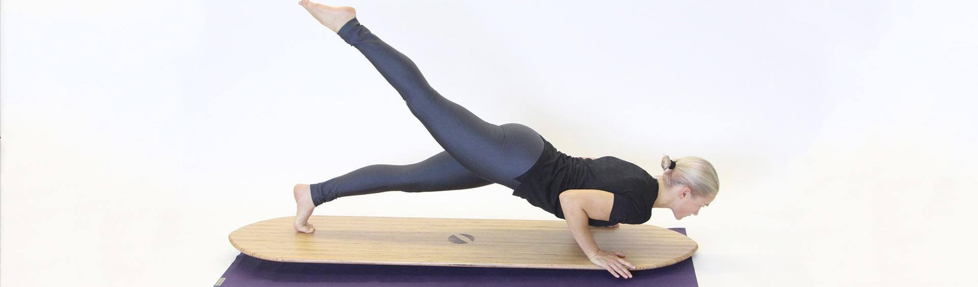 Yogaboard Trainer | Ausbildung zum Yoga Trainer - SAFS & BETA